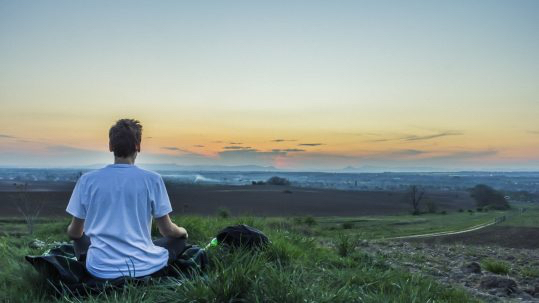 Meditation brings a wealth of health benefits, from improving sleep to enhancing mental focus to reducing stress levels. But some people just don't do well sitting in a cross-legged position, for a variety of different reasons. Does that mean they are unable to meditate?